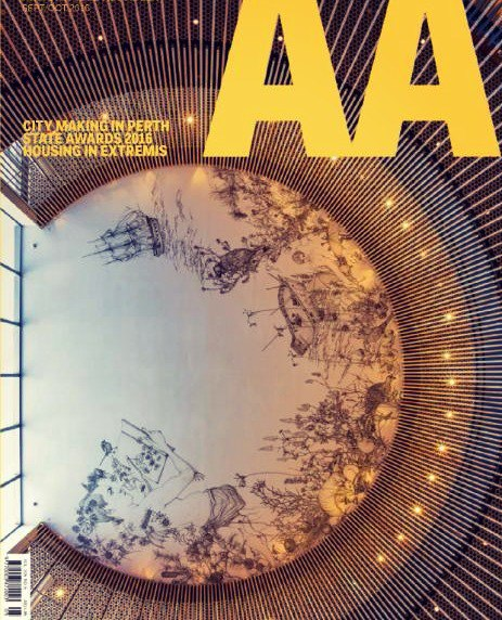 Architecture Australia - September-October 2016