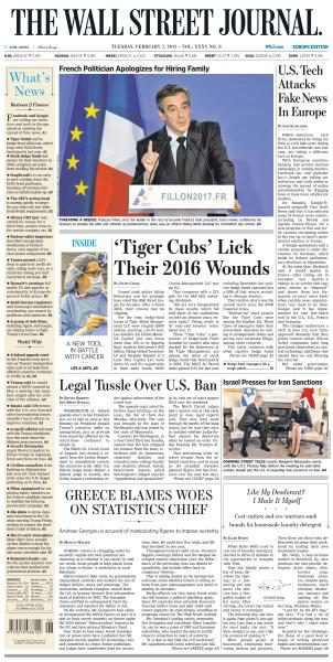 The Wall Street Journal Europe February 7 2017 FreeMags
