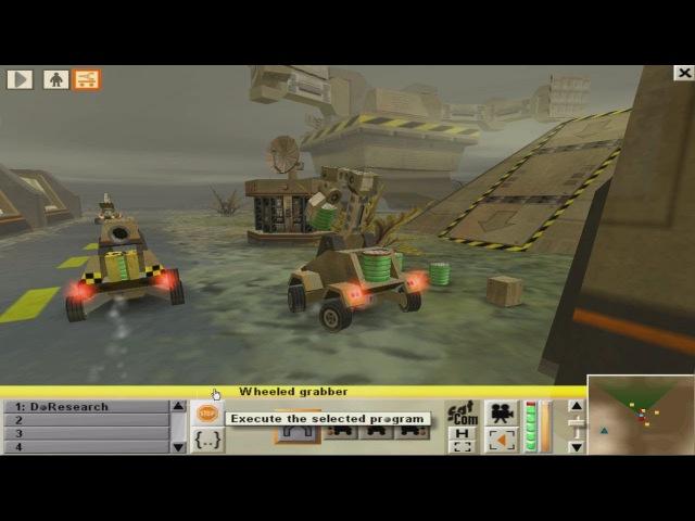Colobot 01. Игра для программистов (перезалито)