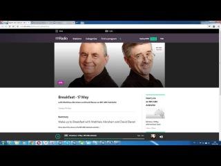 Род Хук о SkyWay: интервью на австралийском радио «891 АВС Аделаида»