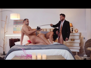 Julia De Lucia, Sicilia (Naughty group sex action with horny Spanish swingers and Julia De Lucia) All sex, Blowjob, 4some
