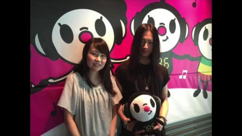 Toshiya (DIR EN GREY) FM Kagawa「JOY-U CLUB」2016.07.12