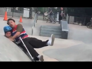 INSTABLAST! - Kids Getting SLAMMED!! Tampa Am Hammers! Penny Board Roadkill!!