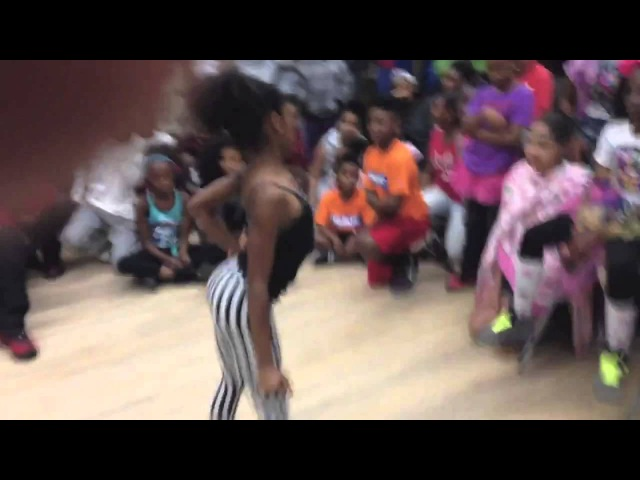 The Livest Lil Girl Tag Team Battle EVER Viral