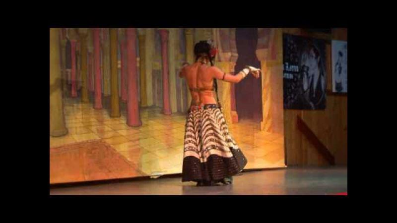 Rachel Brice Tribal Fest 9 Sebastopol CA
