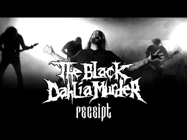 The Black Dahlia Murder Receipt (OFFICIAL VIDEO)