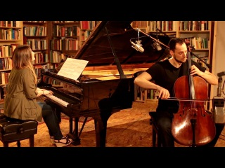 John Legend - All of Me (Piano/Cello Cover) - Brooklyn Duo