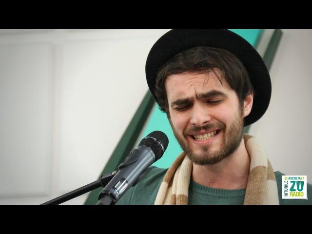 Mihail Batareika Cover Zuki Live la Radio ZU