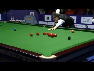 David Gilbert 100 v John Higgins Final International Championship 2015