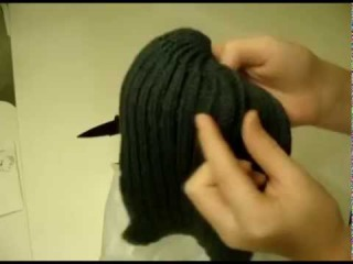 посылки с Aliexpress: оличная модная шапка за 132 руб. !!!