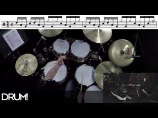 Groove Analysis: Abe Cunningham