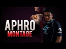 Aphromoo Montage The Support God