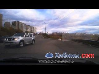ДТП Мурманск: засмотрелся