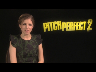 Anna kendrick on that ryan gosling tweet and pitch perfect 2