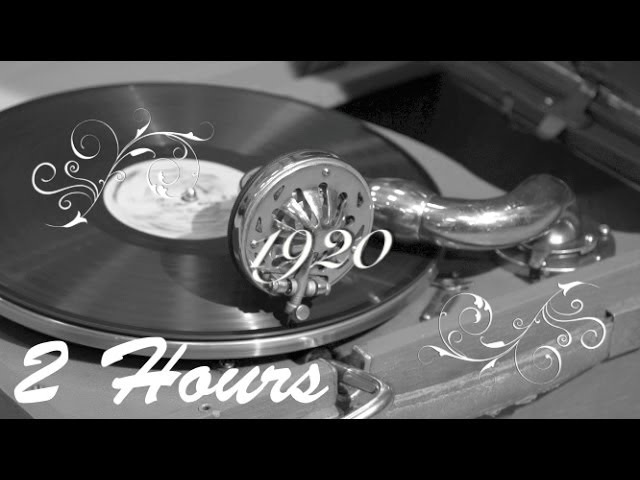 20s 20s Music Roaring 20s Music and Songs Playlist Vintage 20s Jazz Music