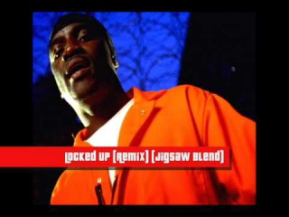 Akon - Locked Up (Remix) ft. 2Pac and Styles P