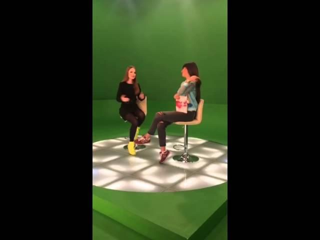 Нелли Ермолаева Periscope 18 01 2016 Саша Спилберг в прямом эфире