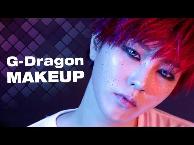 (ENG) 뱅뱅뱅 지드래곤 메이크업 Bang Bang Bang GD makeup   SSIN