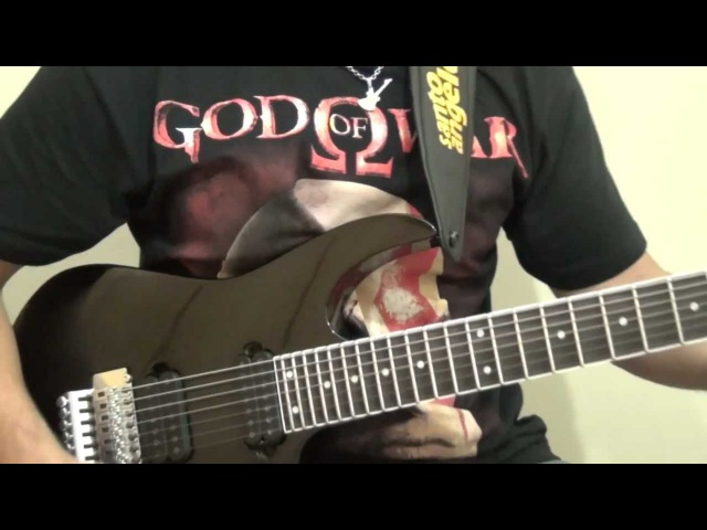 Overture - God Of War 3 (Heavy Metal Style Arranged by Nonato)