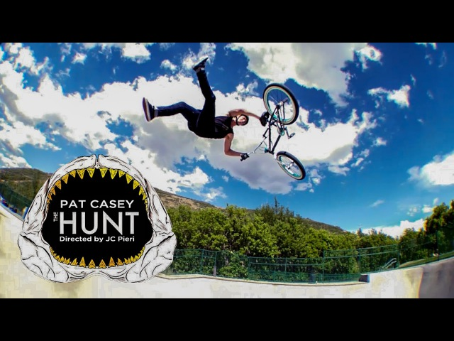 Pat Casey - the HUNT 2012 insidebmx