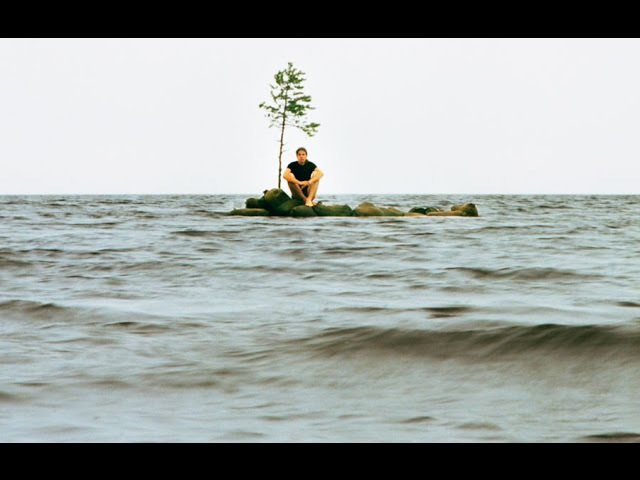 Antti Laitinen:He made an island by himself in a summer