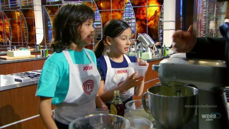 Лучший повар Америки Дети сезон 2 серия 3