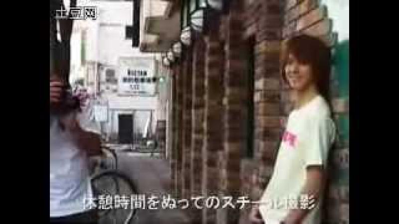 Hamao Kyosuke 浜尾京介 _Making of Frame 17