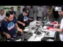 Scratch session! DJs Shiftee, Double C, RM, Erick Jay, Nasga, Basim e Will DB