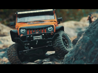 Axial SCX10 Jeep(Rampage Recovery Bumper)