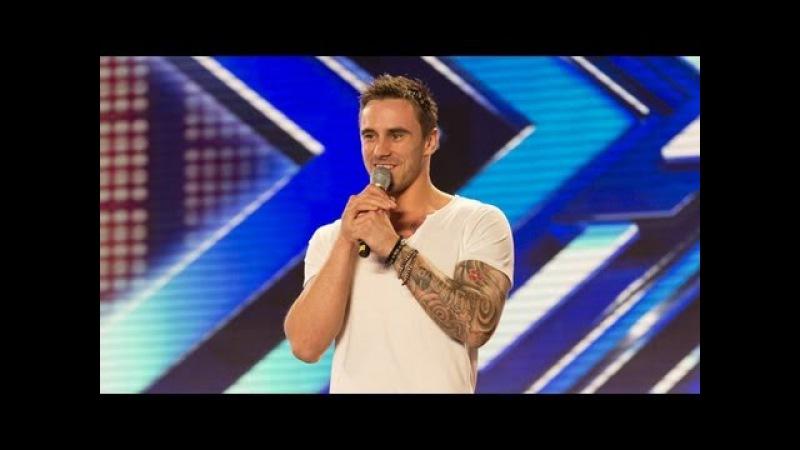 Joseph Whelan's audition - Led Zeppelin's Whole Lotta Love - The X Factor UK 2012
