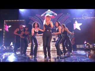 Christina Aguilera ,HD,  Candyman,live, HD 1080p