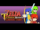 The Legend Of Zelda Tri Force Heroes Ambitious Trinity
