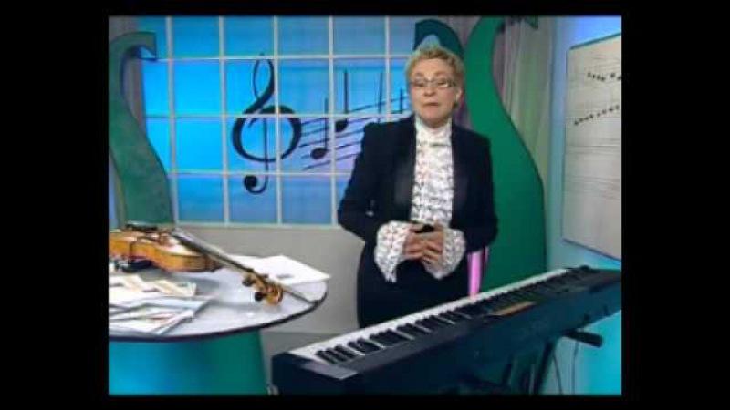 Музыка 4 Когда появились ноты Гаммы музыкальные Литавры Академия занимательных наук