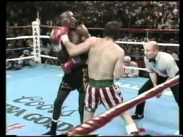 Roger Mayweather vs Vinny Pazienza
