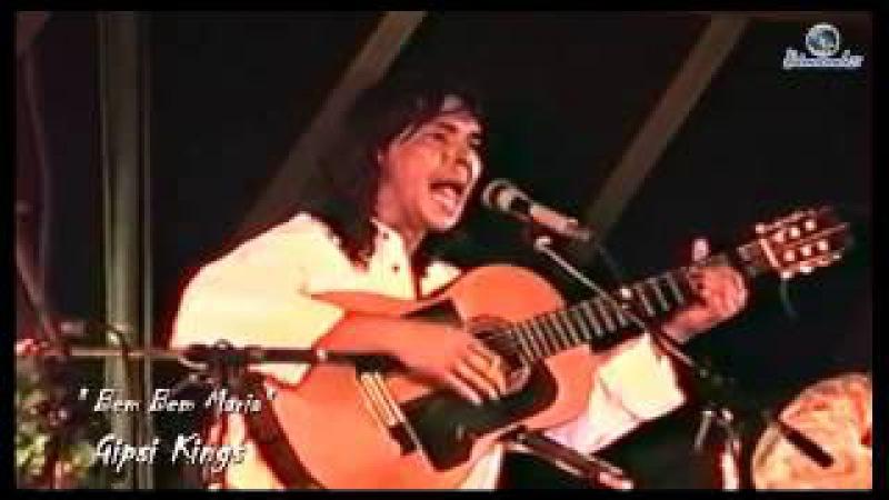 Gipsy Kings Canut Reyes Bem Bem Maria Live 1987
