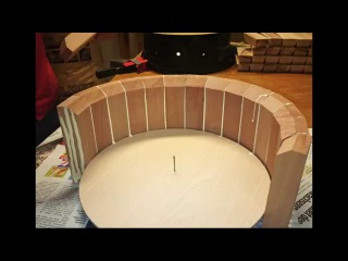 Building a Stave Snare Drum - JOKO Drums
