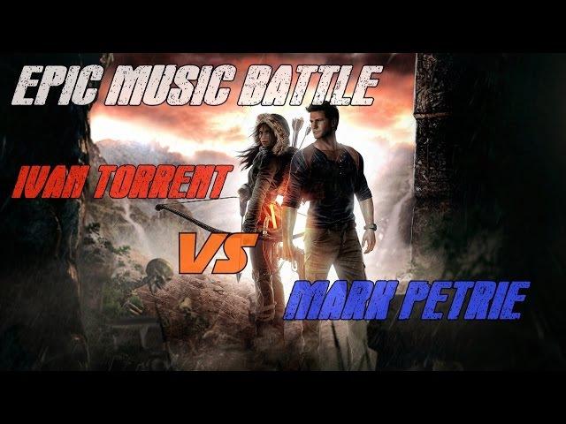 EPIC MUSIC BATTLE Ivan Torrent vs Mark Petrie