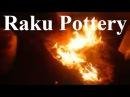 Ceramics raku pottery how to firing