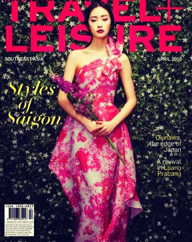 Travel Leisure Southeast Asia - April 2016