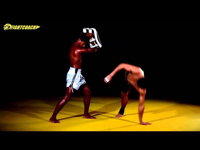 Hướng dẫn đòn ra chân đẹp mắt nhất của SAENCHAI P.K SAENCHAIMUAYTHAIGYM ( cartwheel kick )