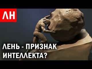 ЛЕНЬ ПРИЗНАК ИНТЕЛЛЕКТА и другие Любопытные Новости #5