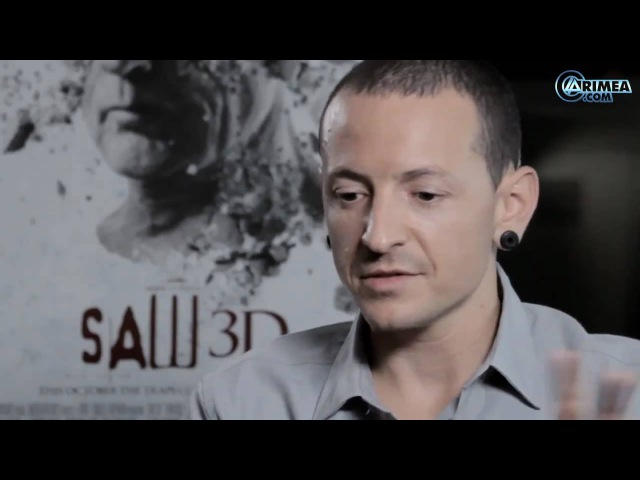 Interview with Chester Bennington from ARTISTdirect Русские субтитры