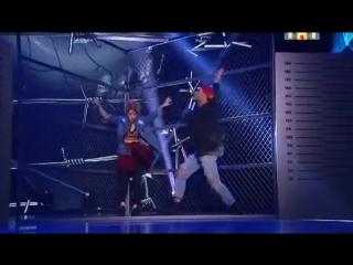 Танцы на ТНТ: битва сезонов. Виталий Савченко и Екатерина Решетникова, выпуск 8