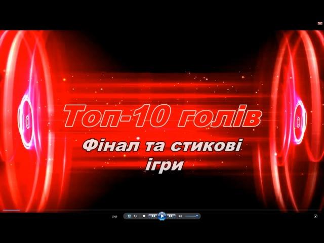 Топ -15 голів Преміум-ліги - Фінал та втішні кубки (19-20.03.2016)