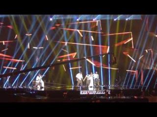 ESCKAZ in Stockholm: Argo (Greece) - Utopian Land (Semifinal dress rehearsal)