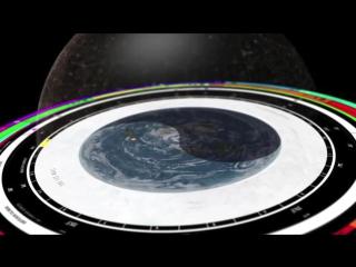 Плоская Земля - Настоящее значение символа Инь и Ян (Модель)