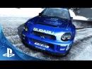 DiRT Rally Launch Trailer PS4