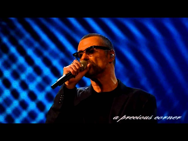 Song To The Siren George Michael Hannover October 19th 2011