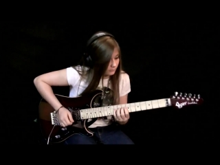 Tina s-pink floyd comfortably numb solo cover