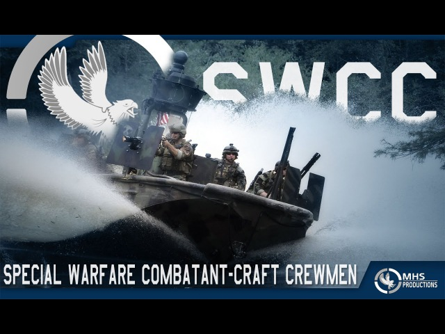 US Navy SWCC On time On target Never quit